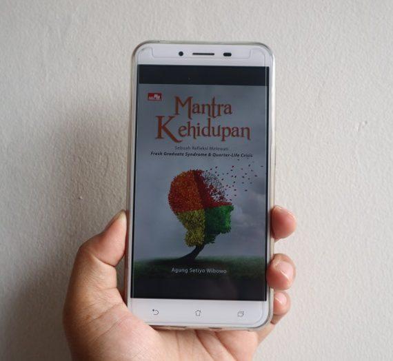 #BookReview: Mantra Kehidupan Karya Agung Setiyo Wibowo