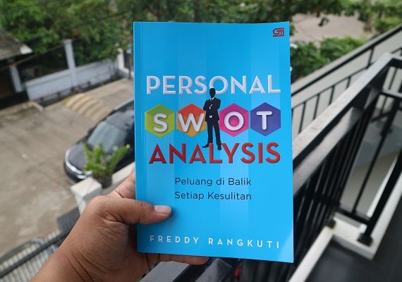 #BookReview: Personal SWOT Analysis Karya Freddy Rangkuti