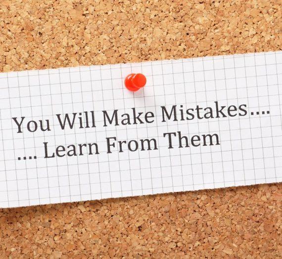 4 Pelajaran Kesalahan Dalam Mengelola Portofolio Investasi Saham